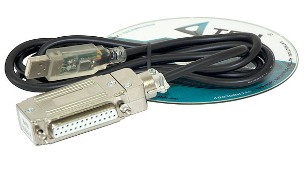 Connection cable USB